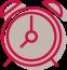 IMAGE: Alarm clock icon