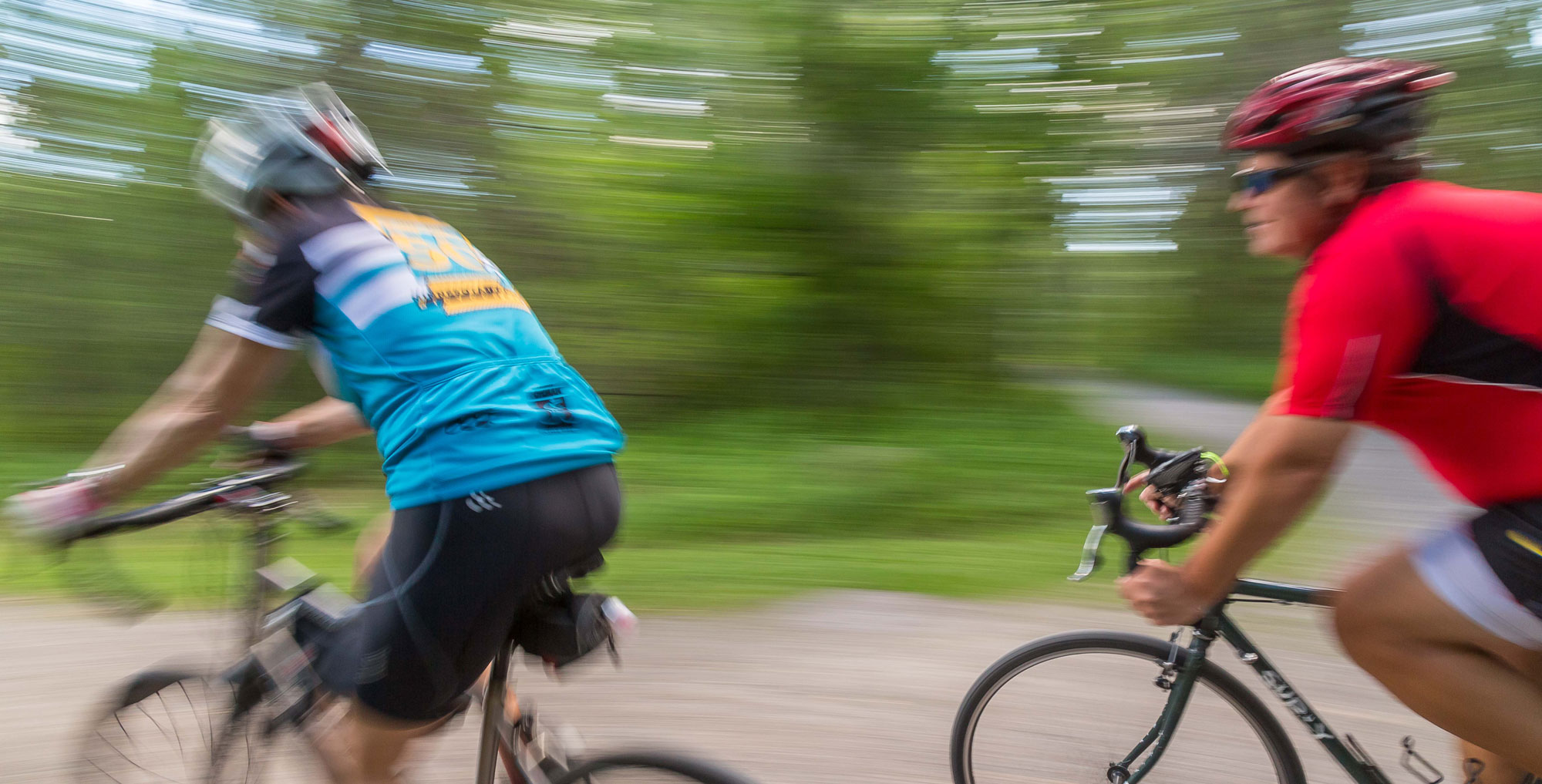 IMAGE: Bicyclists in St. Cloud