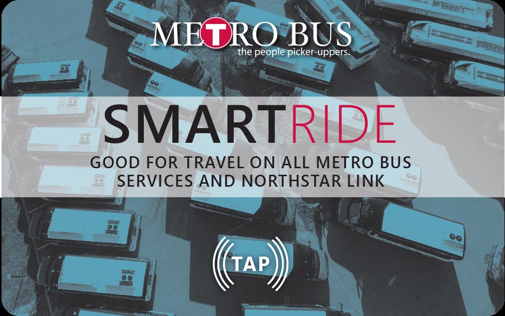 Smart Ride Card