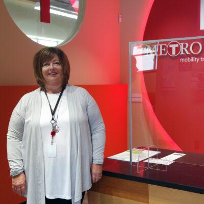 Community Outreach & Mobility Manager Debbie